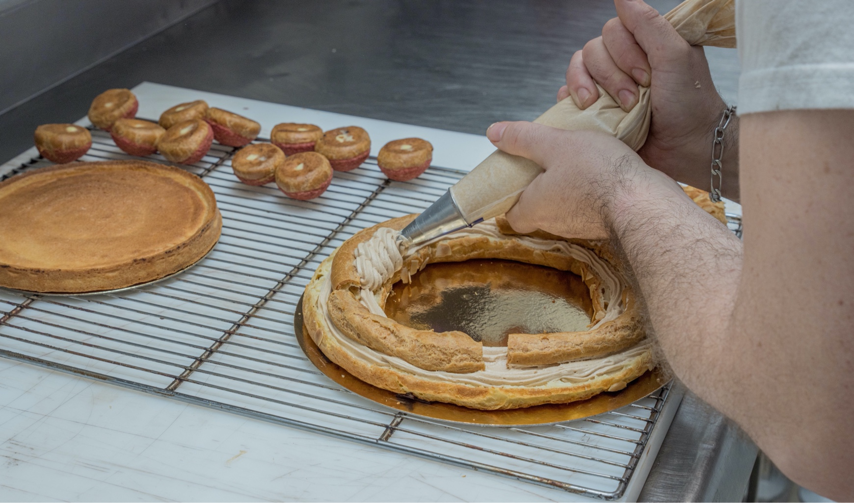 Maitre Artisan pâtissier